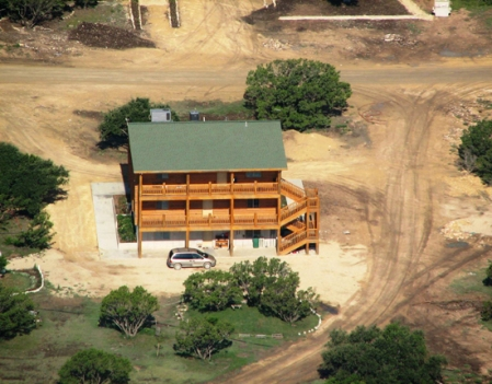 A typical FLDS family home at Yearning for Zion. Photograph by