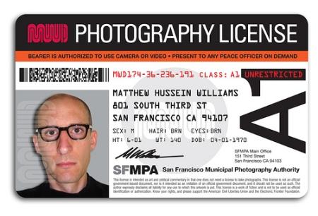 muni license